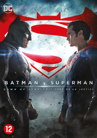 Batman V Superman - Dawn Of Justice-DVD