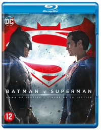 Batman V Superman - Dawn Of Justice-Blu-Ray