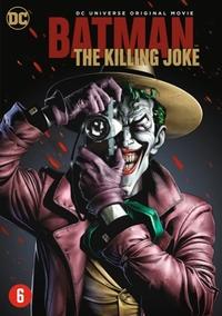 Batman - The Killing Joke-DVD