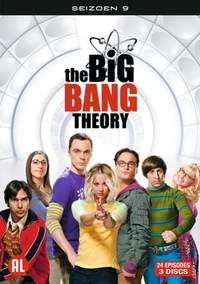 The Big Bang Theory - Seizoen 9-DVD