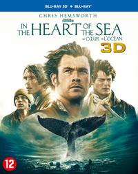 In The Heart Of The Sea (3D En 2D Blu-Ray)-3D Blu-Ray