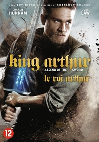 King Arthur: Legend Of The Sword-DVD