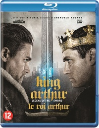 King Arthur: Legend Of The Sword-Blu-Ray