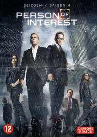 Person Of Interest - Seizoen 4-DVD