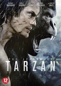 The Legend Of Tarzan-DVD
