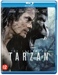 The Legend Of Tarzan-Blu-Ray