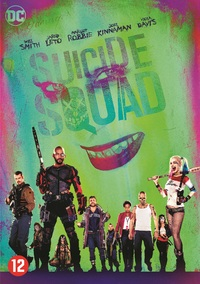 Suicide Squad-DVD
