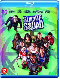 Suicide Squad-Blu-Ray