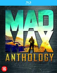 Mad Max Anthology-Blu-Ray