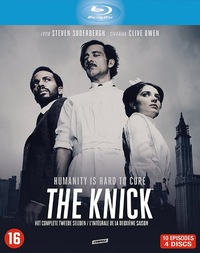 The Knick - Seizoen 2-Blu-Ray