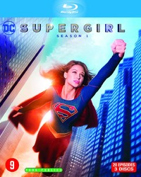 Supergirl - Seizoen 1-Blu-Ray