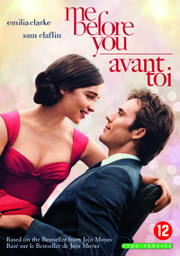Me Before You-DVD
