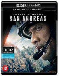 San Andreas-4K Blu-Ray