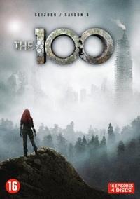 The 100 - Seizoen 3-DVD