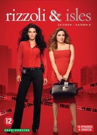 Rizzoli & Isles - Seizoen 6-DVD