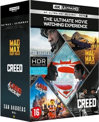 4K Ultra HD Collection-4K Blu-Ray