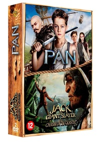 Pan + Jack The Giant Slayer-DVD