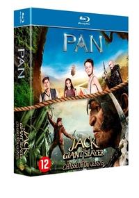 Pan + Jack The Giant Slayer-Blu-Ray