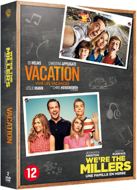 Vacation + We're The Millers-DVD