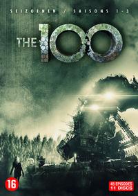 The 100 - Seizoen 1-3-DVD