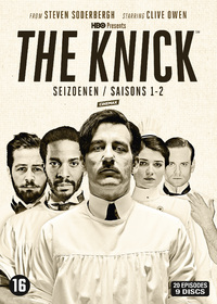 The Knick - Seizoenen 1-2-DVD