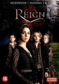 Reign - Seizoen 1-2-DVD