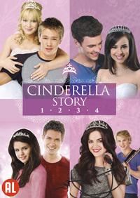 Cinderella Story 1-4-DVD