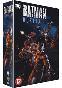 Batman - Heritage Collection-DVD