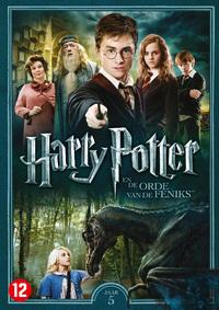 Harry Potter 5 - De Orde Van De Feniks-DVD