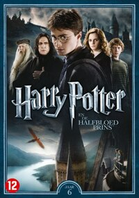 Harry Potter 6 - De Halfbloed Prins-DVD