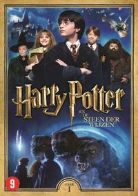 Harry Potter 1 - De Steen Der Wijzen-DVD