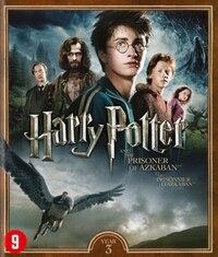 Harry Potter 3 - De Gevangene Van Azkaban-Blu-Ray