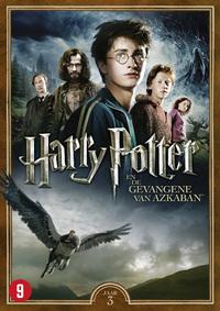 Harry Potter 3 - De Gevangene Van Azkaban-DVD