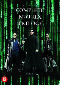The Complete Matrix Trilogy-DVD