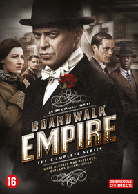 Boardwalk Empire - Complete Collection-DVD