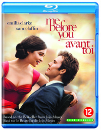 Me Before You-Blu-Ray