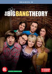 The Big Bang Theory - Seizoen 8-DVD