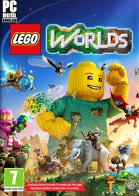 Lego: Worlds-PC CD-DVD