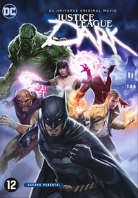 Dc's Justice League Dark-DVD