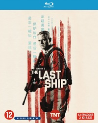 The Last Ship - Seizoen 3-Blu-Ray