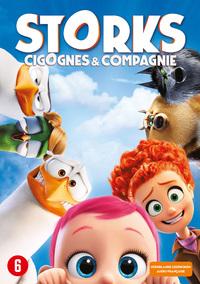 Storks-DVD