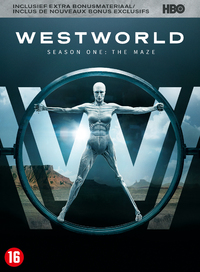 Westworld - Seizoen 1 (Limited Edition)-DVD