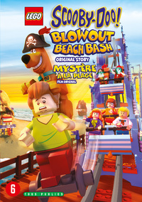 Lego Scooby Doo - Blowout Beach Bash-DVD