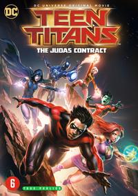 Teen Titans - The Judas Contract-DVD