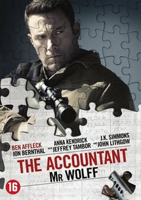 The Accountant-DVD