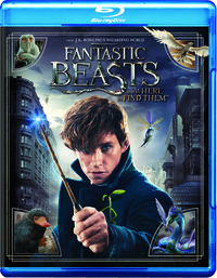 Fantastic Beasts And Where To Find Them-Blu-Ray