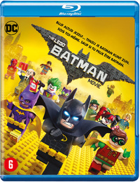 The Lego Batman Movie-Blu-Ray