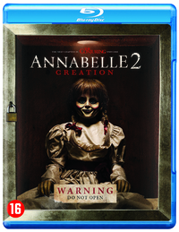 Annabelle 2: Creation-Blu-Ray