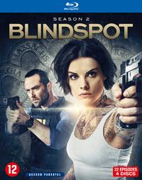 Blindspot - Seizoen 2-Blu-Ray
