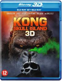 Kong: Skull Island-3D Blu-Ray